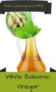 Thai Lemongrass – Mint  White Balsamic