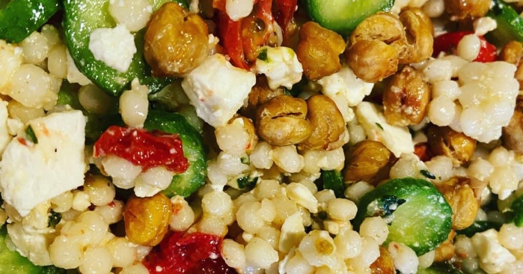 OV Harvest Mediterranean salad